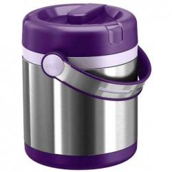EMSA Récipient MOBILITY alimentaire isotherme 1,2 litres Violet