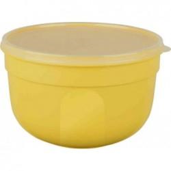 EMSA boîte de conservation SUPERLINE, 2,25 litres, rond, Jaune