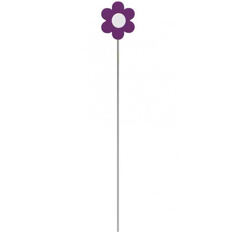 EMSA Landhaus Pique fleur décoratif pour bac à fleur Violet