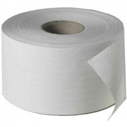 FRIPA Pack 12 Rlx papier toilette Mini Jumbo 2 couches Diam 190mm x 180 m