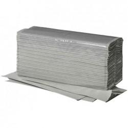 FRIPA Carton 20 x 156 Feuilles 25x33 cm Essuie-mains Plus Pliage C 1 Ep Naturel