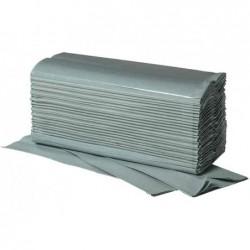 FRIPA Carton 20 pqt 156 Feuilles Papier essuie-mains 250x330mm Pli en C 1 pli Vert