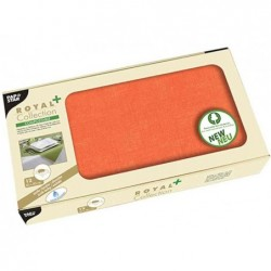 """PAPSTAR Surnappe """"ROYAL Collection Plus"""", nectarine"""