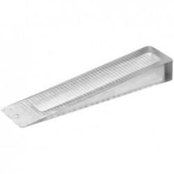 BURG-WÄCHTER Cale porte T 2010 TCC 10 cm en plastique transparent