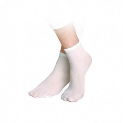 "FRANZ MENSCH Chaussettes jetables""FOOT FRESH"" HYGOSTAR, Blanc taille 34-40"