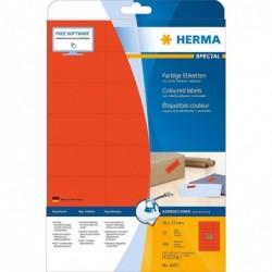 HERMA Bte 480 Etiquettes...