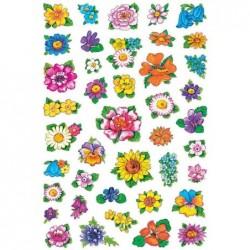HERMA sticker DECOR Petit têtes de fleurs 3 x 41 Sticks