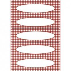 HERMA Etiquettes de cuisine...