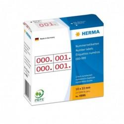 HERMA étiquettes de...