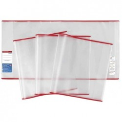 HERMA Couvre-livre renforcé (l)290 x (L)540 mm Transparent