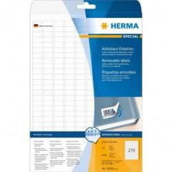 HERMA étiquettes universelles SPECIAL, 99,67,7 mm, blanc
