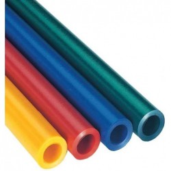 HERMA Film couvre-livres NON ADHESIF polypro 400 mm x 2 m Rouge