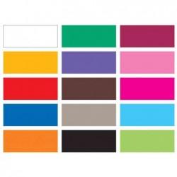HERMA Protège-cahiers format A4 PP avec Etiquettes Jaune