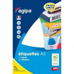 AGIPA Etui A5 ( 16F ) de 32...