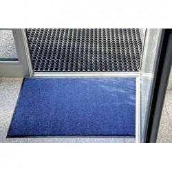 MILTEX Paillasson Eazycare, 9150 cm, bleu foncé