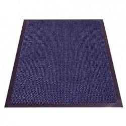 MILTEX Tapis en PP, 90 x 120 cm, couleur: bleu