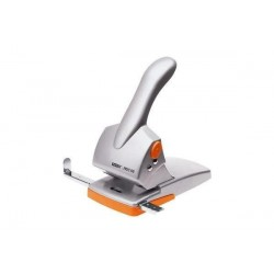 RAPID Perforateur HDC 65, argent / orange,levier ergonomique