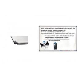 MAGNÉTOPLAN tableau blanc CC, (L)3.000 x (H)1.200 mm