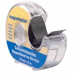 MAGNÉTOPLAN Bande magnétique en distributeur 19mm x 5m