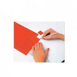 MAGNÉTOPLAN Papier magnétique, format A4, rouge