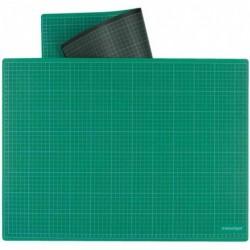 TRANSOTYPE Tapis de découpe (L)1.500 x (P)1.000 x (H)3mm Gradué
