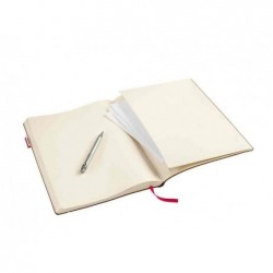 "TRANSOTYPE Carnet de notes ""senseBook RED RUBBER"" 14x21 cm  Medium 135 pages"