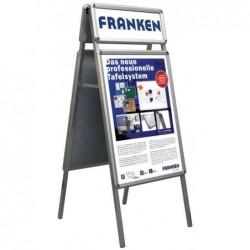 """FRANKEN Porte-affichages """"Standard PLus"""" A1 (L)594 x 841 mm"""