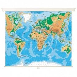 MEDIUM toile de projection Universal, (L)2030 x (H)2030 mm