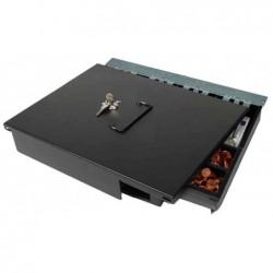 SAFESCAN Couvercle vérrouillable pour tiroir caisse SD-3540 Noir