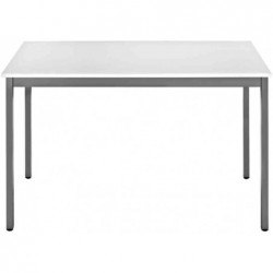 SODEMATUB Table universelle 168RGG, 1600 x 800, gris / gris
