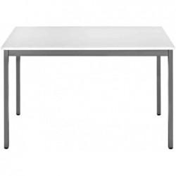 SODEMATUB Table universelle 188RGG, 1800 x 800, gris / gris
