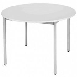 SODEMATUB Table universelle 110ROGA, 1.100 mm, gris/alu