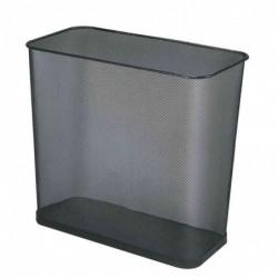 RUBBERMAID Corbeille Concept Collection 28,4 litres maille métallique Noir