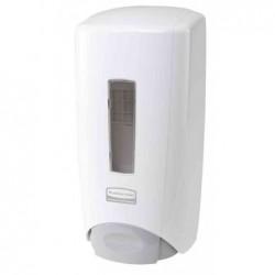 RUBBERMAID Distributeur de savon Flex capacité des recharges 1,3L Blanc