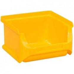 ALLIT Bac à bec ProfiPlus Box 1 PP (L)82 x (P)74 x (H)45 mm Utile Jaune