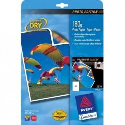 AVERY ZWECKFORM papier photo jet d'encre A4, 125g