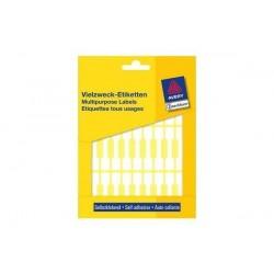 AVERY ZWECKFORM étiquettes haltère, dimensions:(B)49x(H)10mm