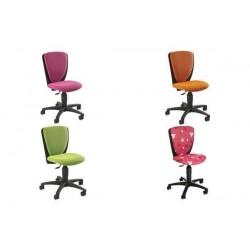 "TOPSTAR chaise pivotante pour enfant ""HIGH S'COOL"", tissu:"