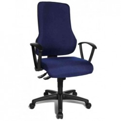 "TOPSTAR fauteuil de bureau ""Top Point SY"", bleu royal"