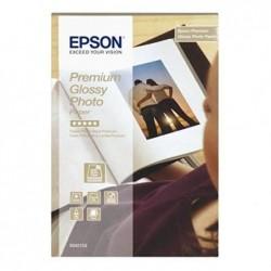 EPSON Premium  Papier photo brillant 100 x 150 mm 40 feuilles 255g