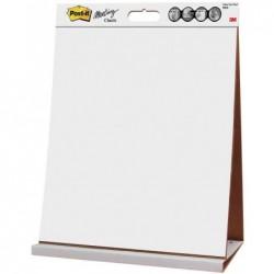 POST-IT Meeting-Chart TableTop 50,8 x 58,4 cm blanc 20 feuilles (563R)