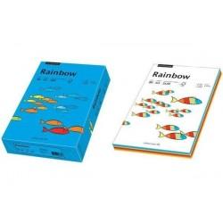 "PAPYRUS papier universel ""Rainbow"", A4, bleu intense, 80g, 500F"