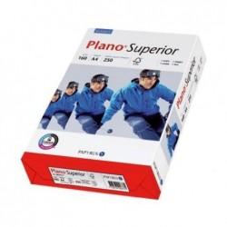 PAPYRUS Ramette 250F Papier universel Plano Superior A4 160 g Blanc