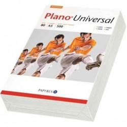 PAPYRUS Ramette 500 F Papier multifonctionnel Plano Universal A5 80 g