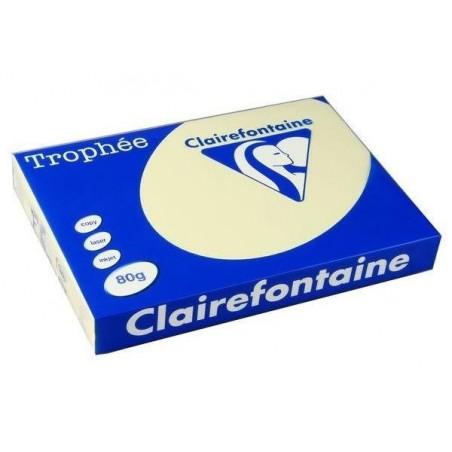 TROPHÉE Ramette 500 Feuilles Papier 80g A3 420x297 mm Certifié FSC  vert menthe