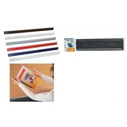 LEITZ baguette à relier, format A4, hauteur de remplissage: