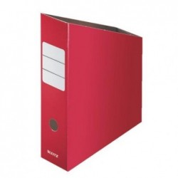 LEITZ Porte-revues Carton A4 Dos de 8 Prof 265 mm Vert