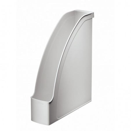 LEITZ Porte-revues Plus pour A4 polystyrène Dos 70 mm 78 x 300 x 278 Gris
