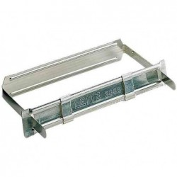 LEITZ Pqt de 50 Broches Fastener métal avec compresseurs