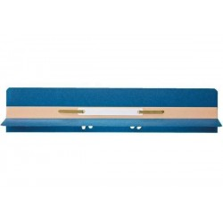 LEITZ Fixe-documents, 65 x 305 mm, carton manille, vert,